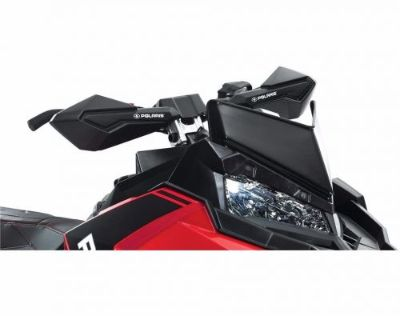 Buy SNOWMOBILE HAND GUARDS - BLACK POLARIS 2879192 motorcycle in North Adams, Massachusetts, United States, for US $34.99