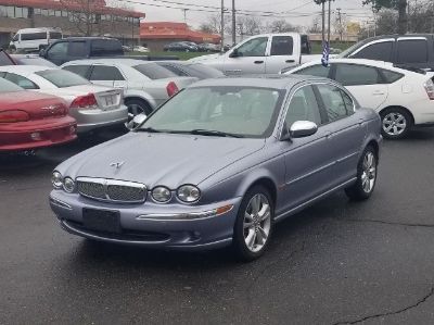 2007 Jaguar X-Type Sedan 4D