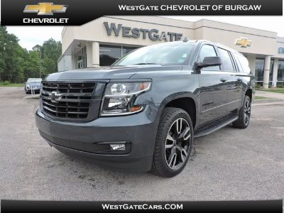2019 Chevrolet Suburban (shadow gray metallic)