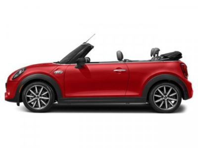 2019 MINI Convertible Cooper (Chili Red)