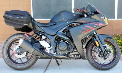 2017 Yamaha YZF-R3 SuperSport Motorcycles Kingman, AZ