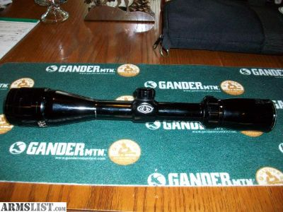 For Sale: Bushnell 4x12x40 Scope