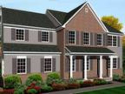 The Emerson Traditional by Keystone Custom Homes: Plan to be Built