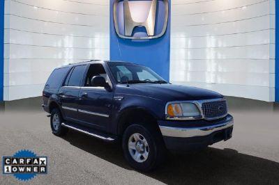 1999 Ford Expedition Eddie Bauer (Medium Blue Metallic)