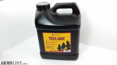 For Sale: Hodgdon Trail Boss - Smokeless Powder - 5 LBS.