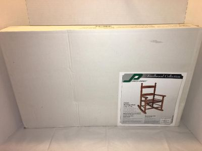 NIB- Jack-Post Knollwood Collection Child's Rocking Chair