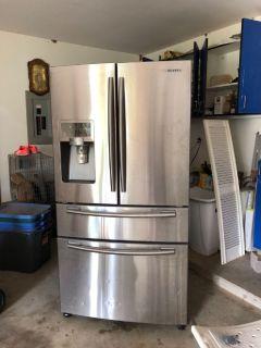 Lg Samsung Refrigerator-Freezer