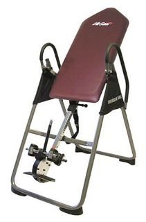 LIFE GEAR HEAVY DUTY DELUXE INVERSION TABLE - FOLDABLE