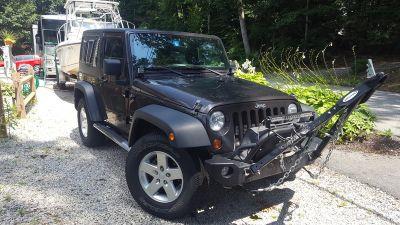 2013 Jeep Wrangler S