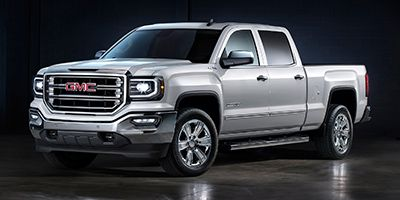 2018 GMC Sierra 1500 Crew Cab Short Box 2-Wheel Dri (WHT FRST 3CT)