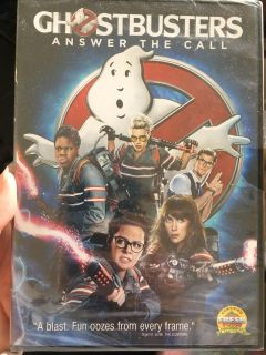 Ghostbusters answer the call DVD