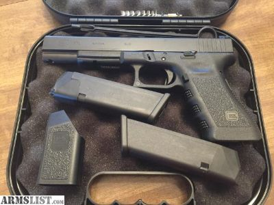 For Sale/Trade: Glock 17L for trade??