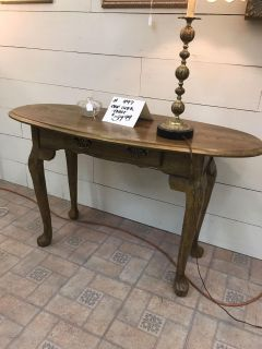 Great Sofa table call owner 205 335 o800