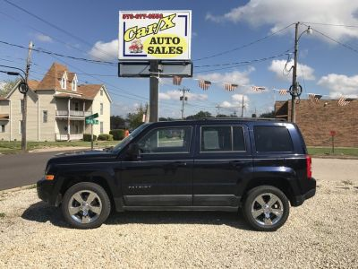 2011 JEEP PATRIOT SPORT AWD