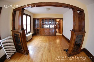 3105 16th Ave S - 2 - 1 bed, 1 full bath
