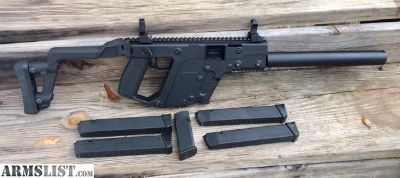 For Sale/Trade: Kriss Vector 45acp Carbine