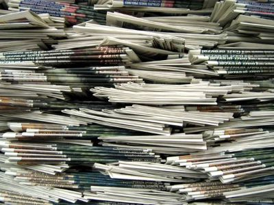I NEED NEWSPAPERS (Rockport)