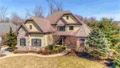 6019 Ravine Woods Drive MEDINA Four BR, Gorgeous 2 Story in