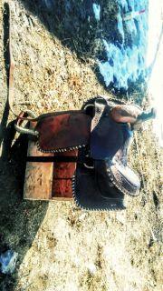 Horse Tack (saddle 4 sale 2)