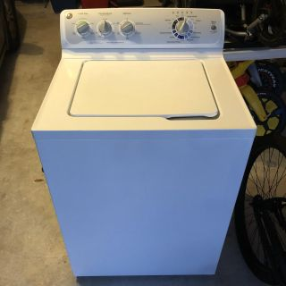 GE washer GTWN4250D1WS