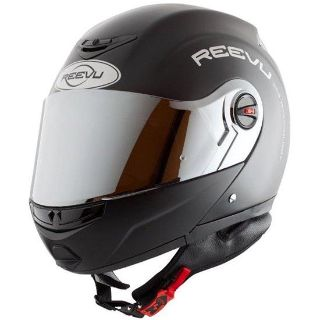 Purchase Reevu FSX1 Rear-View Modular Motorcycle Helmet motorcycle in Louisville, Kentucky, US, for US $479.95