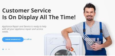 Professional Los Angeles Washer Dryer Oven Air Conditioning and Refrigerator rep