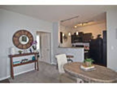 Overlook Apartments - One BR, One BA 782 sq. ft.