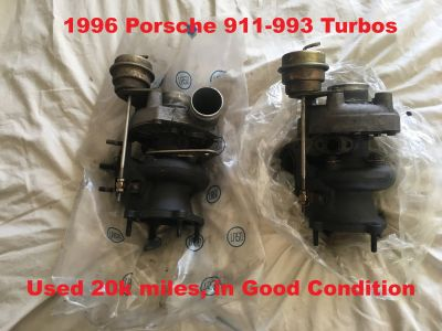 1996 911-993 Turbos