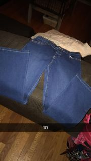 Size 10 Girls Jeans