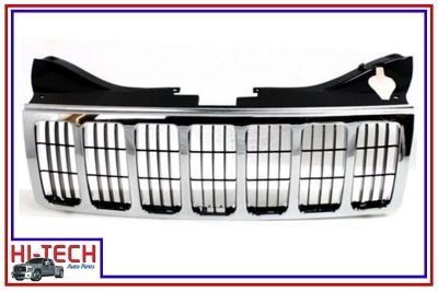Sell NEW 05 06 07 JEEP GRAND CHEROKEE GRILLE LIMITED CHROME CH1200269 55156814AE motorcycle in Buda, Texas, US, for US $72.50