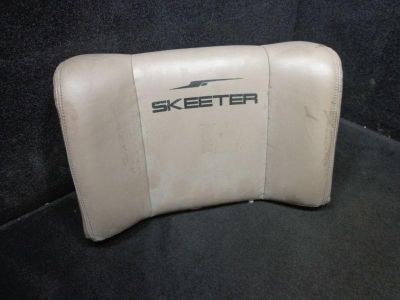 Find SKEETER BASS BOAT STEP SEAT BACK BROWN - #DR166 INCLUDES 1 STEP SEAT CUSHION motorcycle in Gulfport, Mississippi, US, for US $73.49