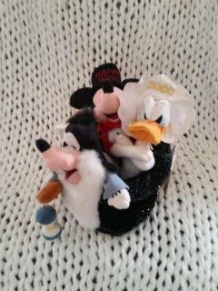 Disney New Year Collectible Plush (2000)