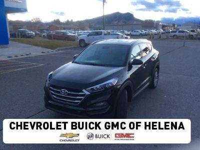 2017 Hyundai Tucson SE AWD (black noir pearl)