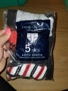 new faded glory xl boys under size 14/16 only 4 pairs
