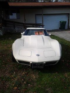 1978 25th edition chevrolet corvette