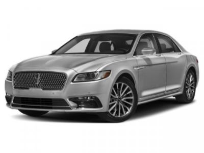 2019 Lincoln Continental Livery (Black Velvet Metallic)
