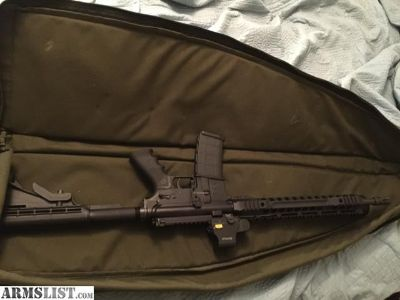 For Sale: Custom AR-15 Rock River lower and Palmetto State Upper