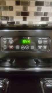 GE Appliances, stove, microwave, dishwasher all work, what is your best offer?