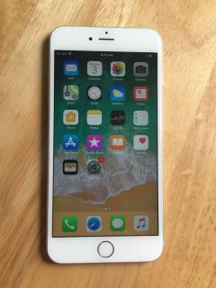 iPhone 6 Plus 64GB AT&T, Straight Talk, Or cricket