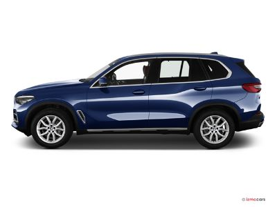 2019 BMW X5 xDrive40i (Phytonic Blue Metallic)