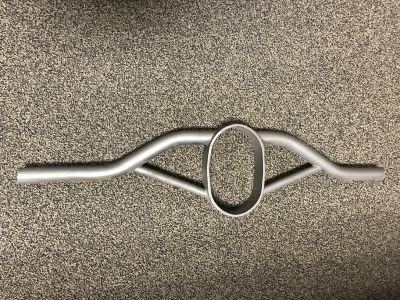 Tig welded driveshaft loop