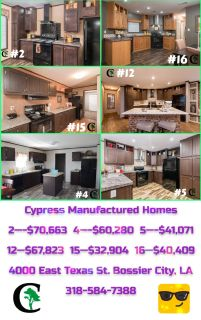 🌱Cypress Manufactured Homes🏡
