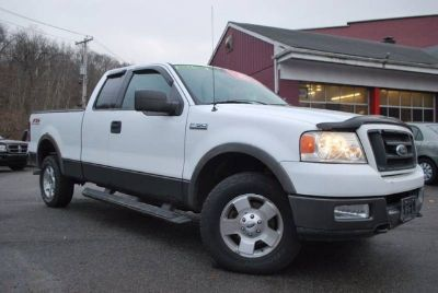 2004 Ford F-150 XLT 4dr SuperCab 4WD Styleside 6.5 ft. SB