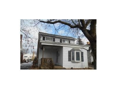 3 Bed 1 Bath Foreclosure Property in Philipsburg, PA 16866 - N 6th St