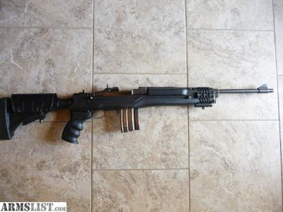 For Sale/Trade: RUGER MINI 14 RANCH