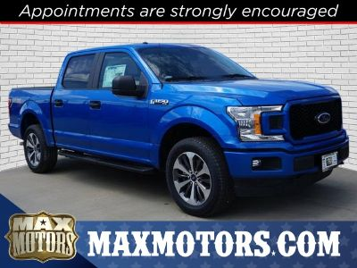 2019 Ford F-150 (Blue Metallic)