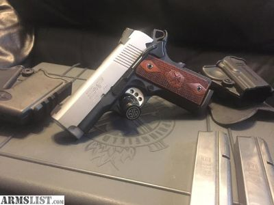For Sale: Springfield EMP 9mm 3