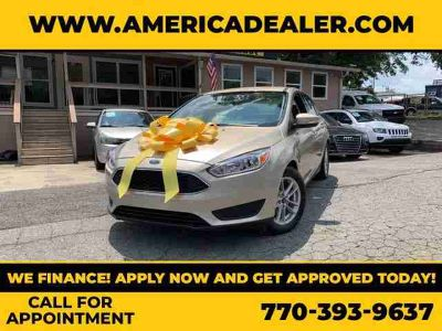 Used 2017 Ford Focus for sale