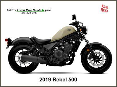 2019 Honda Rebel 500 Cruiser Erie, PA