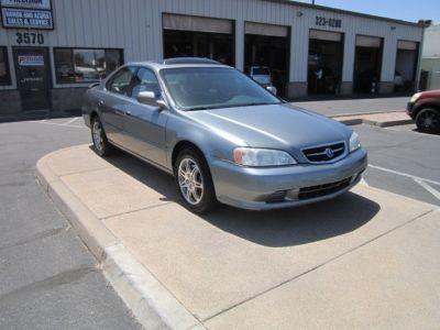 2001 Acura TL 4dr Sdn 3.2L